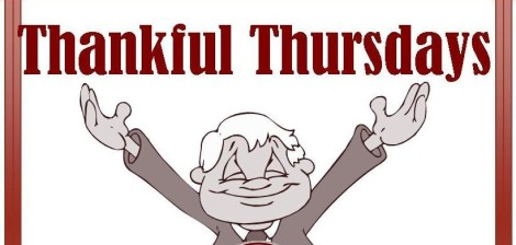 thankful thursdays logo