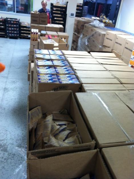 cartons in pantry 2